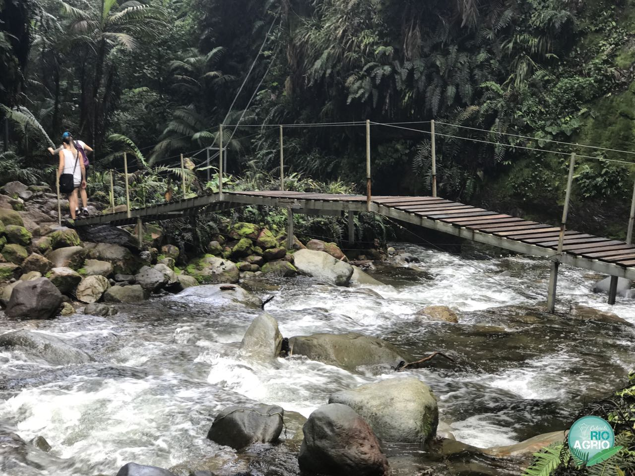 Catarata Río Agrio 4