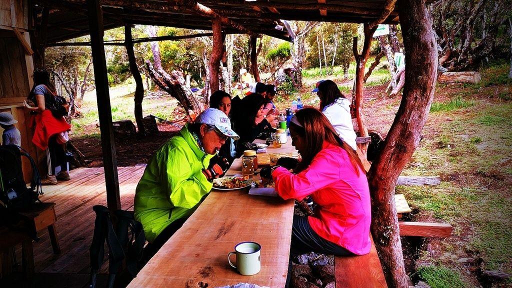 Ticos A Pata Hiking Trekking Caminata Cerro los Tres Pastorcillos